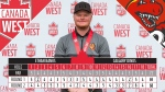 University of Calgary golfer Ethan Banks won his first solo title last week