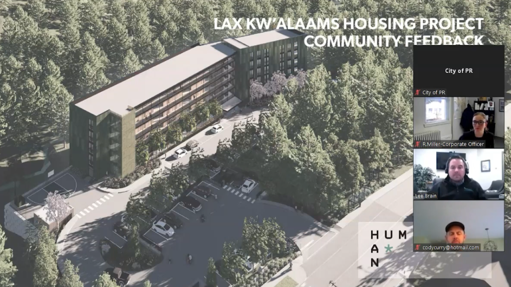lax kw'alaams housing building