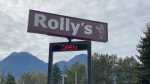 A B.C. supreme court judge has granted the province's request for a permanent injunction against Rolly's Restaurant in Hope, which remained open and continued to serve customers despite having its business and liquor licenses suspended on Oct. 7, for not checking vaccine passports.