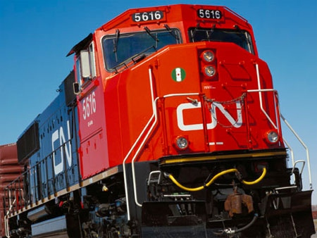 Around 3,000 CN Rail workers threaten to launch national strike in November