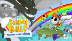 Rainbow Billy, the Curse of the Leviathan features a non-binary character that developers hope will encourage a broader diversity in the video game world. SOURCE: ManaVoid