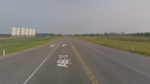 A photo showing Highway 12 as it approaches the intersection with Highway 601 in Aug. 2018 (Source: Google Maps).