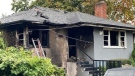One cat is missing following the fire, according to the Oak Bay Fire Department. (CTV News)