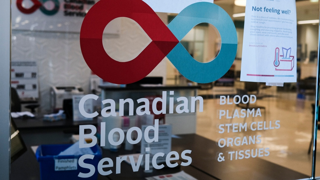 Calgary blood donor clinic