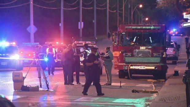 Accidente de Roncesvalles mata a dos personas e hiere a otras tres