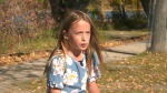 Taylin Morin is a young Calgarian who was inspired by Terry Fox. Now she helps raise money to fight cancer. She's our Inspired Albertan. Darrel Janz reports