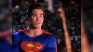 Dean Cain, one of the actors who has portrayed Superman, has spoken out about the latest DC comic book character version being bisexual. (Warner Bros./CNN)