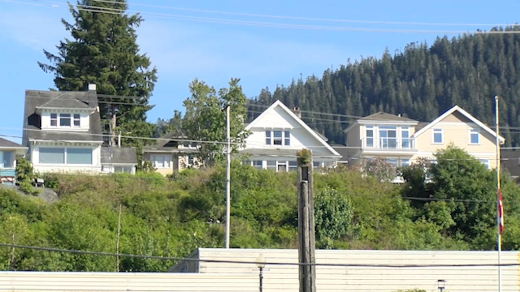 Homes in Prince Rupert