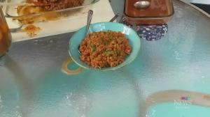 Rhubarb BBQ Sauce and the Prairie Pull