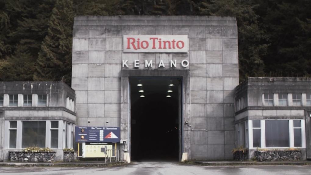 Rio Tinto Kemano
