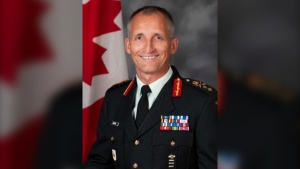 Lt.-Gen. Trevor Cadieu is seen in this image. (Department of National Defence)