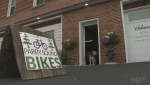 As we continue our look at thriving businesses in northern Ontario, we bring you the story of Parry Sound Bikes.