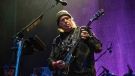 Neil Young performs in Napa, Calif., on May 25, 2019. (Amy Harris / Invision / AP)