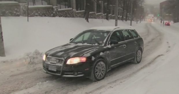 Preparing your car for winter in the northeast