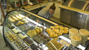 Bakery owner Jen Foster is refusing to comply with an AHS closure order. Officials said she broke COVID-19 rules (Matt Marshall/CTV News Edmonton).