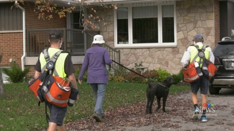 Residents honour North Bay letter carrier