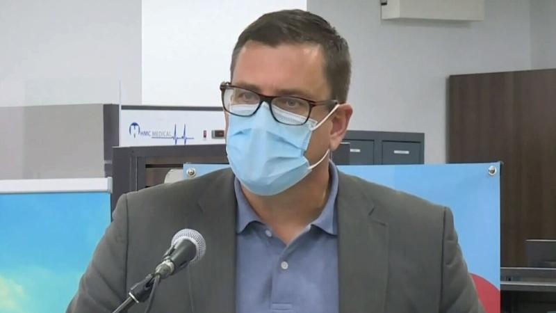 Sask. Health Minister Paul Merriman