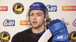 Saskatoon forward one of the 'top players' in WHL