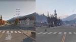 Lytton fire not linked to railway