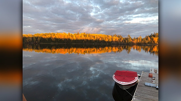 Lake of the Woods. Photo by Brian Wheeler.