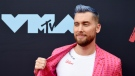 Lance Bass is shown here at the MTV Video Music Awards. (Dimitrios Kambouris/Getty Images North America/Getty Images/CNN)