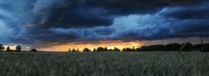 Ottawa Weather - Autumn clouds