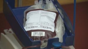 Calgary, London expand blood donation eligibility