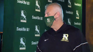 Hear about the renewal of a partnership between the Regina Rams Football Club and the University of Regina.