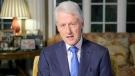 Former U.S. president Bill Clinton hospitalized