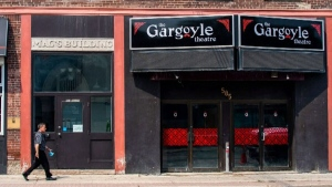 New Winnipeg theatre hosting open house