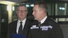 U.K. police give update on MP's stabbing