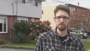 Cole Harbour resident David Harrison will soon be able to book his third dose appointment.