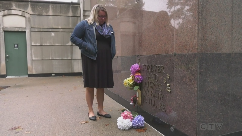 Pregnancy and infant lost, Oct. 15, 2021
