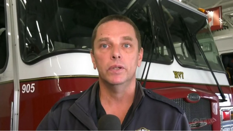 """""""It has been a very rough week in 27 years I can honestly say this has been the roughest week,"""" says Glace Bay Fire Chief John Chant."""