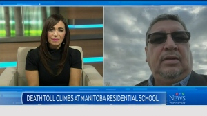 Death toll climbs at Manitoba residential school