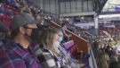 Rangers back at The Aud with full capacity