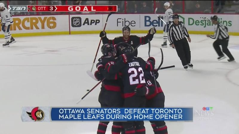 CTV News Ottawa at Six for October 15, 2021
