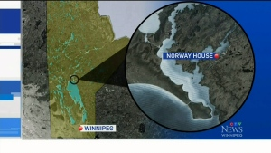 COVID-19 infections spike in Northern Manitoba