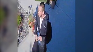 A photo showing the suspect police believe stabbed a 16-year-old girl in northeast Edmonton last month (Source: EPS).