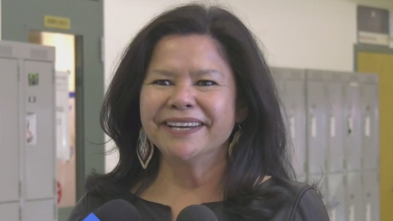 New president for First Nations University of Cana