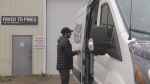 Health clinic on wheels hitting the road