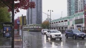 Rainfall and flood warnings for Metro Vancouver