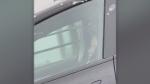 Video shows drive asleep at wheel of TESLA car