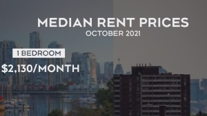 Rents rise in Vancouver as economy rebounds