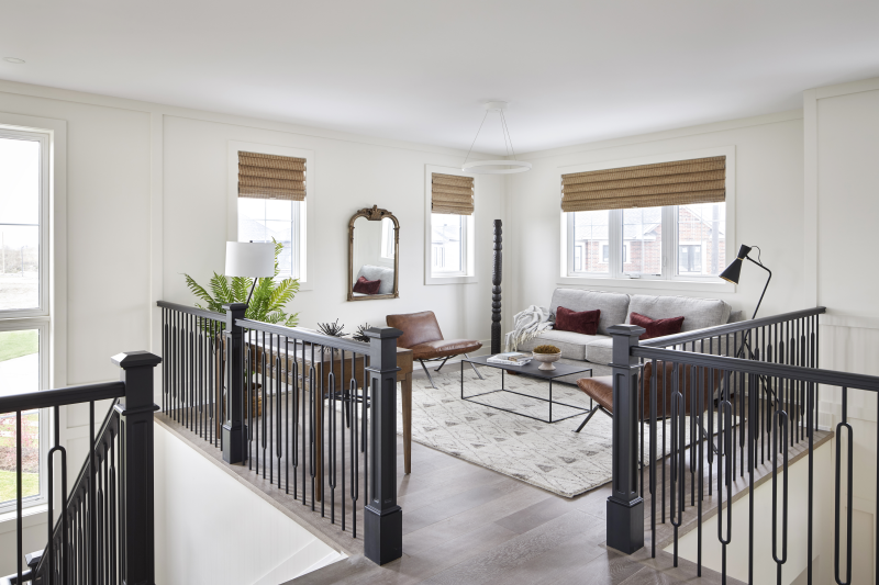 The first look inside the new Minto CHEO Dream Home in Manotick, Ont. (Photo courtesy: CHEO Foundation)