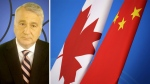 Nanos - China-Canada