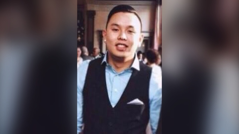 Randy Nguyen, 27, is seen in this undated photo. Nguyen was fatally shot in North York on Saturday, Oct. 16, 2021. (Toronto Police Service)