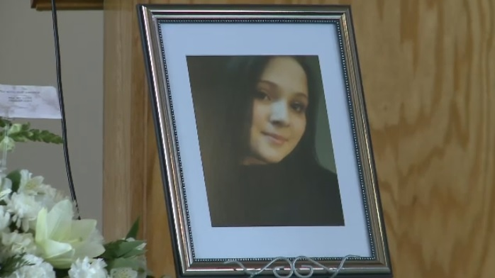 Madison Kelly, along with her 15-year-old friend Brea McKenzie, died in an Oct. 8 fire at a home on Brookside Street in Glace Bay.
