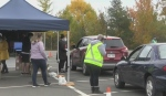 Overwhelming turnout for rapid test kits in N.B.