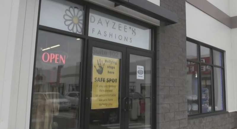 N.B. business owners rally against bullying